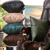 Couvercle Coshion de qualité supérieure pour le marché européen de coussin en tissu