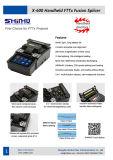 Shinho formt verbindene Maschinen-multi Arbeit Faser-Schmelzverfahrens-Filmklebepresse-intelligente Lichtbogen-Einleitung X-600