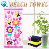 経済的な印刷されたビーチタオルを作成しなさい