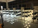 La luz industrial LED UFO 200W LED de alta Bahía, aumentando la luz de la Bahía de alta
