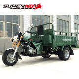 250cc три колесных грузов инвалидных колясках с водяным охлаждением