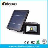 Iluminación impermeable al aire libre ligera solar del punto de la seguridad de la lámpara de pared de la lámpara solar del poder más elevado LED