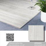 Vitrage Carara blanc porcelaine poli Carrelage de sol en marbre (600x600mm, VRP6H019)