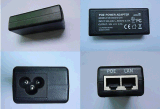 12V Poe форсунки для беспроводных точек доступа-12V1a Адаптер с поддержкой Poe
