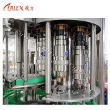 Máquina de embotellado de relleno del agua que capsula que se lava