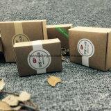 주문 녹색 인쇄된 싼 가격 장식용 비누와 Pharma 상자 포장 (jpbox123)