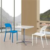도매 쌓을수 있는 백색 플라스틱 다방 의자 (SP-UC395)