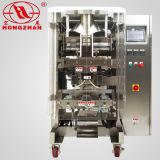 Automatische Flüssigkeit-/Pasten-Verpackungsmaschine mit Plastiktasche-Beutel und Code-Drucker