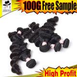 Естественные 7A малайзийские волосы девственницы волос Is100%Human