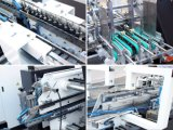 Automaic Flueting/Papel de alta velocidad caja de papel corrugado que hace la máquina (GK-1100GS)