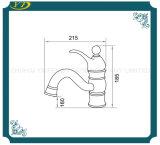 Европейской Faucet тазика ванной комнаты нержавеющей стали типа установленный палубой