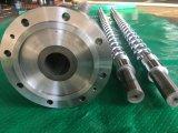 Биметаллическую пластину цилиндра экструдера шнек экструдера для PE пластиковые машины