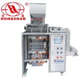 Automatische Flüssigkeit-/Korn-füllende Dichtungs-Verpackungsmaschine für Gewürz-Soße-Beutel