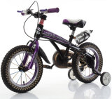 La fábrica vende la bicicleta de los niños, bici de montaña