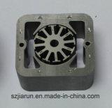 Sellado de base del estator del rotor del motor de serie, laminación de la base de motor servo, piezas del trazador de líneas de la precisión
