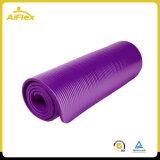 High-density циновка йоги тренировки NBR для пригодности