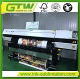 Сублимационных принтеров для широкоформатной печати с четырьмя Dx-5 печатающей головки