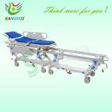 의학 수술 침대 수동 수술대 검토 테이블