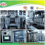 Пластиковые бутылки машины выдувания/Factory питания HDPE выдувного формования машины/орудия экструдера