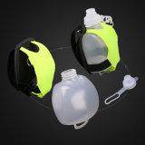 Botellas de agua herméticas únicas del deporte de la tapa del tirón del sello de los productos 200ml