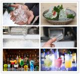 5 ton/24hrs tubo comestíveis máquina de gelo para beber e manter fresco