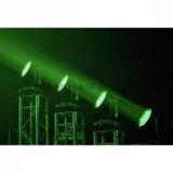 Venta directa de fábrica 19x15W RGBW 4en1 LED bañador de pared Pixel Zoom moviendo la cabeza con CE