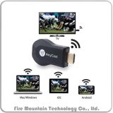 M2 Prise en charge HDMI WiFi Dongle Anycast Smart Phone