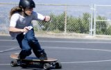 Street Surfing Lithium Battery Electric Longboard Skateboard