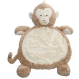 아기 기기 매트 포복 연약한 견면 벨벳 박제 동물 선물