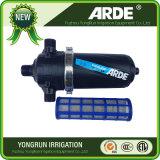 """O baixo custo 2,5"""" T pequena tela Tipo de filtro para irrigação agrícola"""