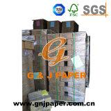 L'impression offset couleur de haute qualité du papier pour reçus bancaires prodution