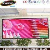 HD P3 farbenreicher bekanntmachender LED Media-Vorstand von Innen