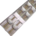 주차, Surpermarket 의 창고를 위한 렌즈를 가진 높은 루멘 140lm/W 4FT 5FT SMD2835 LED 선형 빛