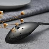 Корпус из нержавеющей стали за ручку ложки вилки ножа установлен