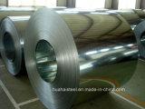 Bobina de acero del Galvalume del Anti-Dedo G550 para la hoja del material para techos