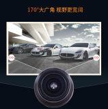 Estacionamento Retrovisor impermeável carro câmara (18,5mm butterfly)