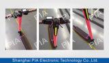 工場新製品カーボンファイバーセリウムが付いている折る都市電気スクーター