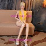 Кукла взрослого кожи куклы 165cm секса полного силикона реальная белая