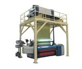 ジャカード織機を編むゆがみの編む機械
