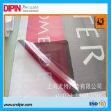 Las hojas de PVC de alta calidad de película adhesiva negra para la ventana