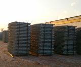 Parafuso à terra de aço galvanizado mergulhado quente para a montagem solar