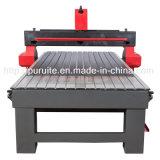 Tagliatrice di pubblicità di plastica di legno acrilica di CNC del PVC del MDF