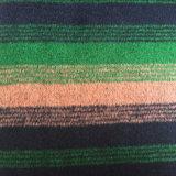 Tela tejida de las lanas de la raya, tela del tweed