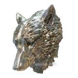 Decor van uitstekende kwaliteit van de Kunst van de Muur van de Wolf van de Sneeuw van de Manier het Dierlijke Hoofd