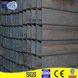 Pipe en acier carrée structurale d'ERW (50X50)