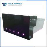 주문을 받아서 만들어진 디자인 현대 상업적인 다이아몬드 LED 바 카운터