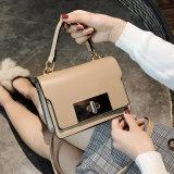 Borsa di cuoio dell'unità di elaborazione di bellezza della signora frizione del sacchetto di modo lussuoso di svago
