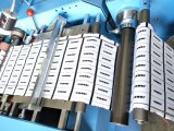 De inhoud etiketteert Ultrasone Scheurende Machine met Hoge Efficiency
