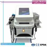 Efficace Lipolaser portatile rf che modella vuoto di cavitazione di riduzione del grasso di corpo