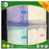Volver a sellar la cinta o impresos sin la impresión de toalla sanitaria